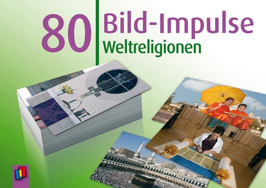80 Bild-Impulse: Weltreligionen, 2014 (Cover)