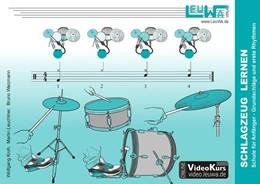 Abbildung von Kroh / Leuchtner | Schlagzeug lernen, Schule für Anfänger | 1. Auflage | 2014 | beck-shop.de