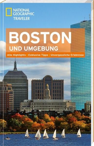 Boston und Umgebung | 6. Auflage, 2014 | Buch (Cover)