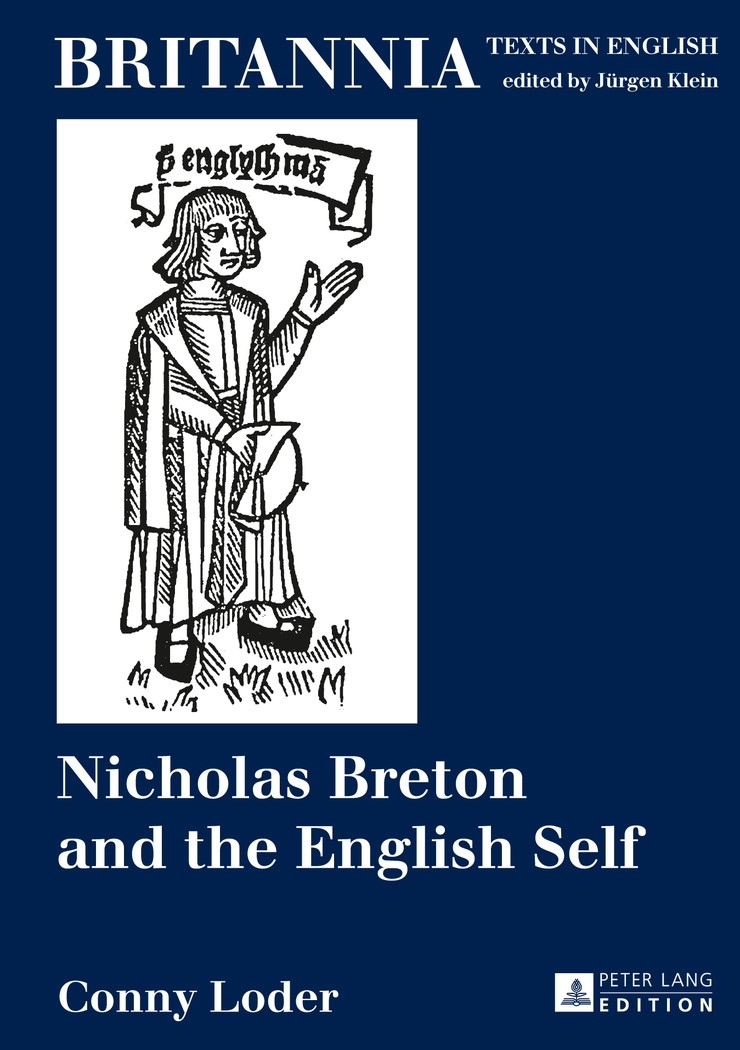 Nicholas Breton and the English Self | Loder, 2013 | Buch (Cover)