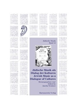 Abbildung von Nemtsov | Jüdische Musik als Dialog der Kulturen / Jewish Music as a Dialogue of Cultures | 2013 | 12