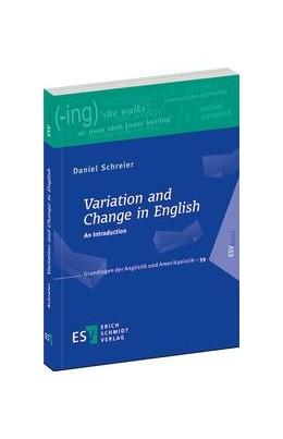 Abbildung von Schreier | Variation and Change in English | 2014 | An Introduction | 39