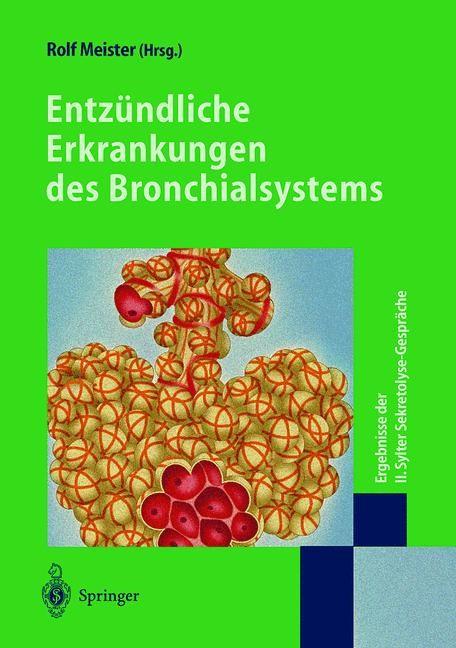Abbildung von Meister   Entzündliche Erkrankungen des Bronchialsystems   2001