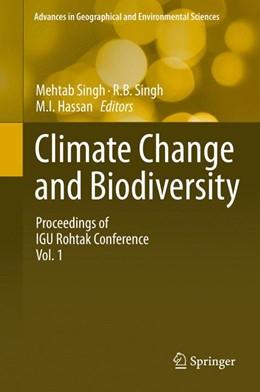 Abbildung von Singh / Hassan | Climate Change and Biodiversity | 1. Auflage | 2014 | beck-shop.de