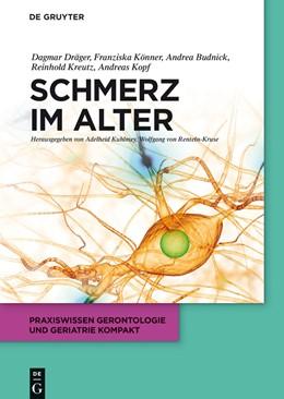 Abbildung von Dräger / Kuhlmey / Renteln-Kruse   Schmerz im Alter   2013   2