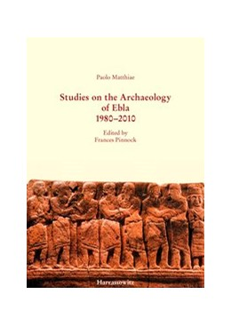 Abbildung von Matthiae / Pinnock | Studies on the Archaeology of Ebla 1980–2010 | 2013