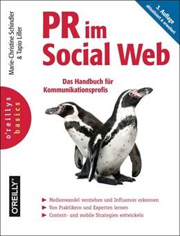 Abbildung von Marie-Christine Schindler / Tapio Liller   PR im Social Web   3. Auflage   2014