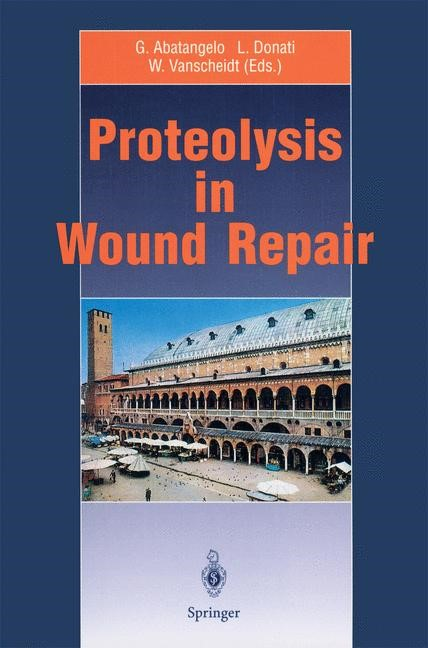 Proteolysis in Wound Repair | Abatangelo / Donati / Vanscheidt, 1996 | Buch (Cover)