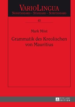 Abbildung von Möst | Grammatik des Kreolischen von Mauritius | 2013 | 45