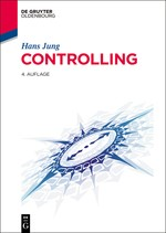 Controlling   Jung   4. aktualisierte Auflage, 2014   Buch (Cover)