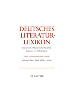 Abbildung von Willius - Wircker | 2013 | Willius - Wircker