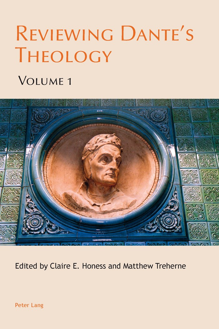 Reviewing Dante's Theology | Treherne / Honess, 2013 | Buch (Cover)