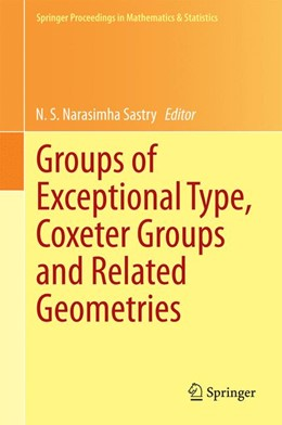 Abbildung von Sastry | Groups of Exceptional Type, Coxeter Groups and Related Geometries | 2014 | 82