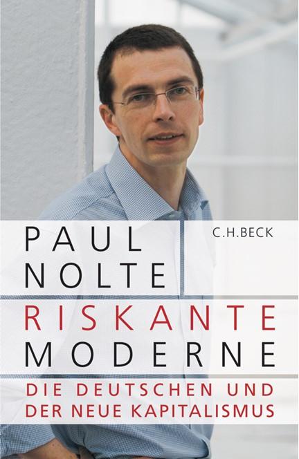 Cover: Paul Nolte, Riskante Moderne