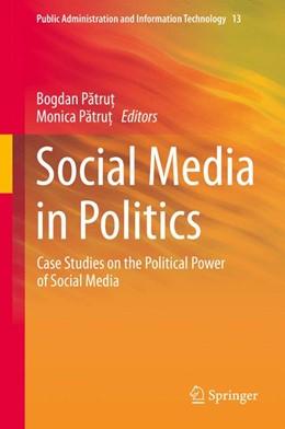 Abbildung von Patrut | Social Media in Politics | 1. Auflage | 2014 | 13 | beck-shop.de