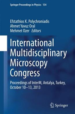 Abbildung von Polychroniadis / Oral / Ozer | International Multidisciplinary Microscopy Congress | 2014 | Proceedings of InterM, Antalya... | 154