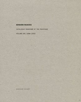 Abbildung von Ruscha | Catalogue Raisonné of the Paintings | 1. Auflage | 2014 | beck-shop.de