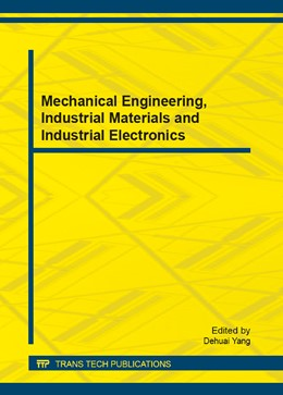 Abbildung von Yang | Mechanical Engineering, Industrial Materials and Industrial Electronics | 2013 | Selected, peer reviewed papers... | Volume 431