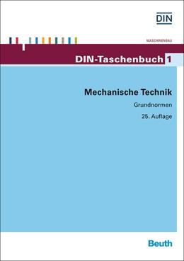 Abbildung von Mechanische Technik | 2014 | Grundnormen | 1