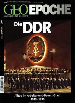 Abbildung von GEO Epoche Die DDR | 1. Auflage | 2017 | beck-shop.de
