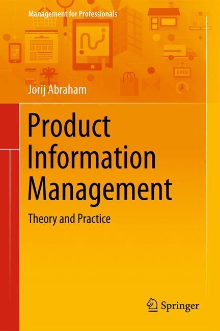 Product Information Management | Abraham, 2014 | Buch (Cover)