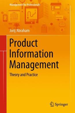 Abbildung von Abraham   Product Information Management   2014   Theory and Practice