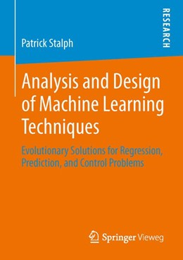 Abbildung von Stalph | Analysis and Design of Machine Learning Techniques | 1. Auflage | 2014 | beck-shop.de