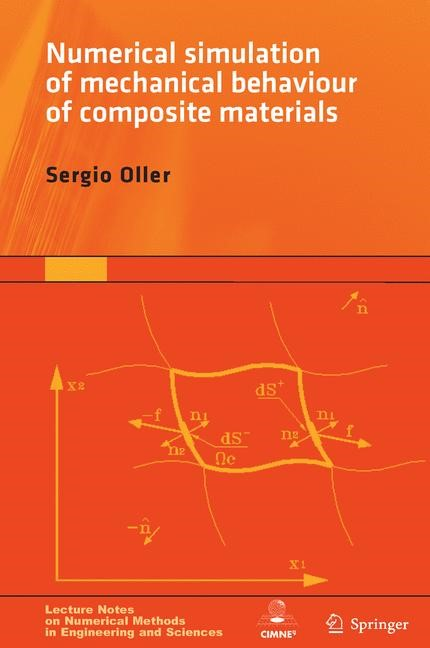 Numerical Simulation of Mechanical Behavior of Composite Materials | Oller | 2015, 2014 | Buch (Cover)