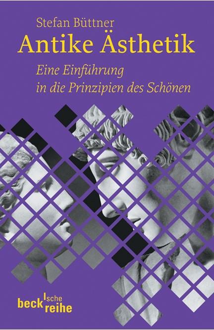 Cover: Stefan Büttner, Antike Ästhetik