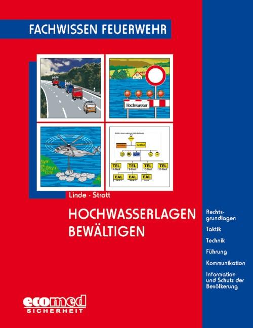 Hochwasserlagen bewältigen | Linde / Strott | 2014, 2014 | Buch (Cover)