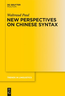 Abbildung von Paul | New Perspectives on Chinese Syntax | 1. Auflage | 2014 | beck-shop.de