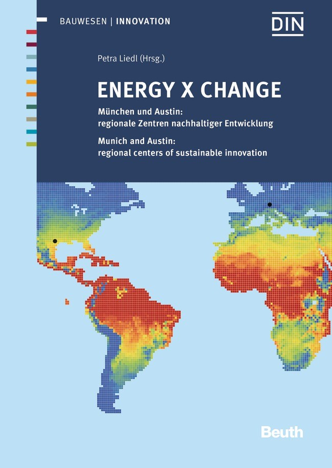ENERGY X CHANGE | Liedl (Hrsg.), 2016 | Buch (Cover)