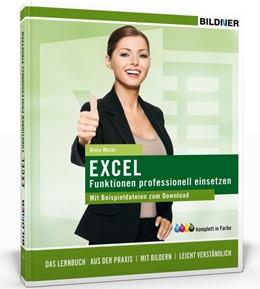 Abbildung von Maier / Bildner   Excel Formeln und Funktionen professionell einsetzen   1. Auflage   2014   beck-shop.de