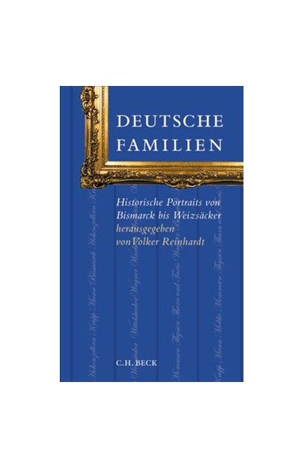 Cover: , Deutsche Familien