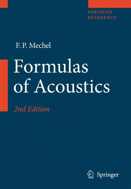 Abbildung von Mechel   Formulas of Acoustics   2nd ed.   2008