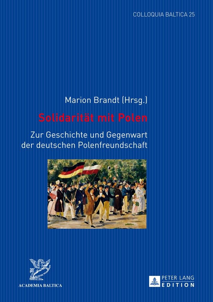 Solidarität mit Polen | Brandt, 2013 | Buch (Cover)