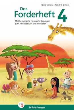 Abbildung von Simon | Das Forderheft Mathematik 4 | 1. Auflage | 2014 | beck-shop.de