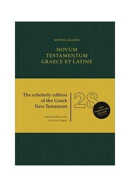 Abbildung von Aland | Novum Testamentum Graece et Latine (Nestle-Aland) | 1. Auflage | 2014 | beck-shop.de