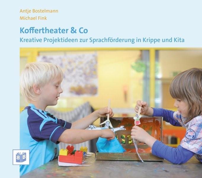 Koffertheater & Co | Bostelmann / Fink, 2015 | Buch (Cover)