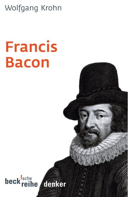 Cover: Wolfgang Krohn, Francis Bacon