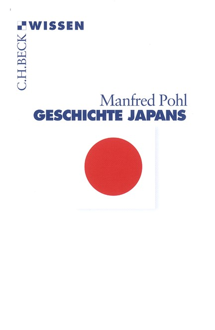Cover: Manfred Pohl, Geschichte Japans