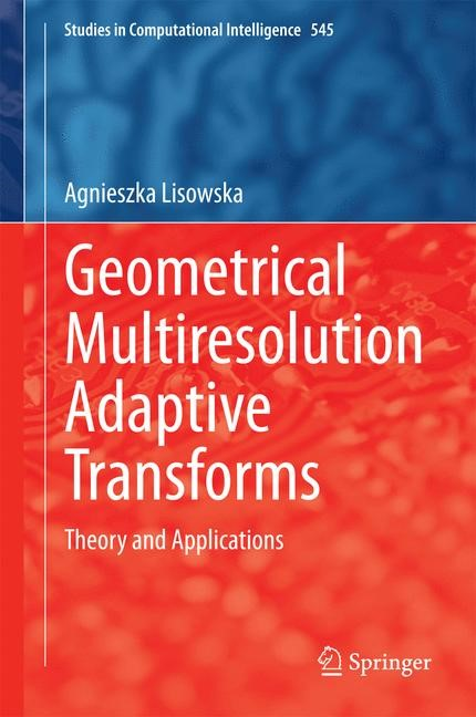 Geometrical Multiresolution Adaptive Transforms | Lisowska, 2014 | Buch (Cover)