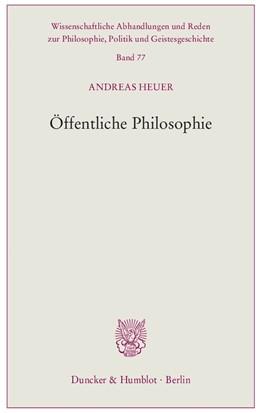 Abbildung von Heuer   Öffentliche Philosophie   2014   77