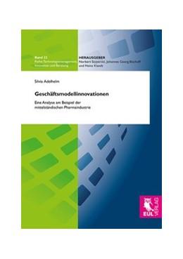 Abbildung von Adelhelm   Geschäftsmodellinnovationen   1. Auflage   2013   32   beck-shop.de