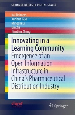 Abbildung von Reimers / Guo / Li   Innovating in a Learning Community   2014   Emergence of an Open Informati...