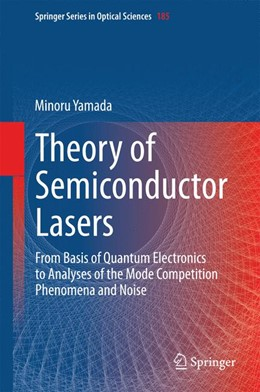 Abbildung von Yamada | Theory of Semiconductor Lasers | 2014 | From Basis of Quantum Electron... | 185