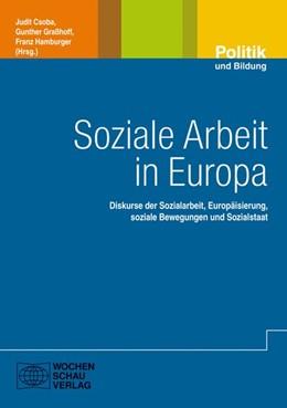 Abbildung von Csoba / Graßhoff | Soziale Arbeit in Europa | 1. Auflage | 2014 | beck-shop.de