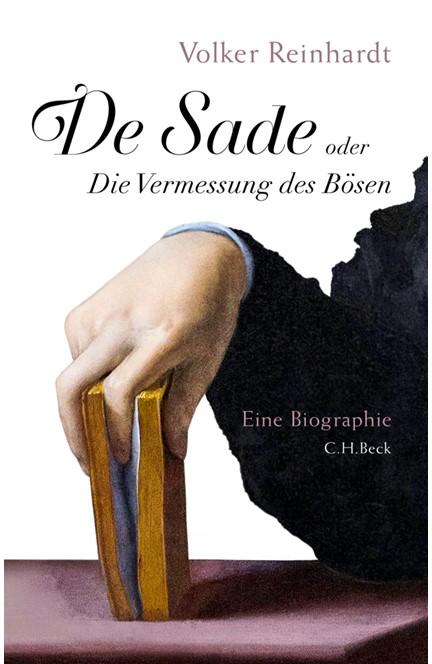 Cover: Volker Reinhardt, De Sade