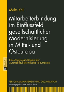 Abbildung von Krill | Mitarbeiterbindung im Einflussfeld gesellschaftlicher Modernisierung in Mittel- und Osteuropa | 1. Auflage | 2014 | 3 | beck-shop.de