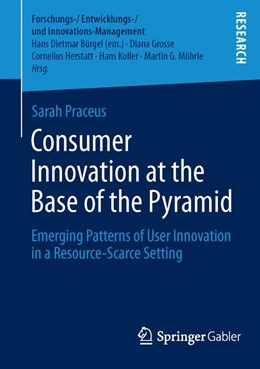 Abbildung von Praceus | Consumer Innovation at the Base of the Pyramid | 2014 | 2014 | Emerging Patterns of User Inno...